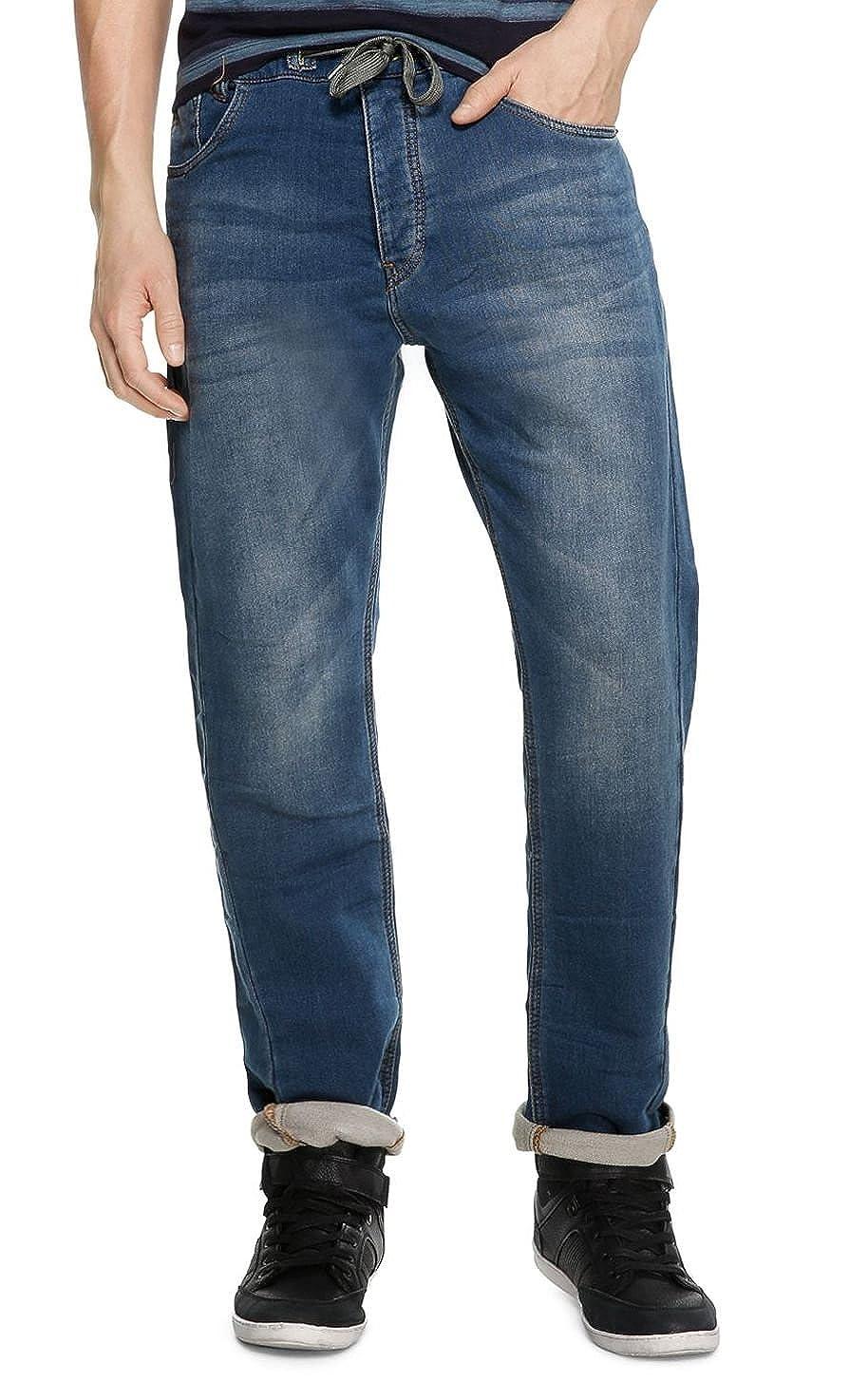 QS designed by s.Oliver QS by s.Oliver Herren Jeans Normaler Bund 40.302.71.2107
