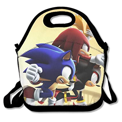 2d99af4d3265 Amazon.com: Sonic Forces Speed Battle Cool Lunch Bags Insulated ...