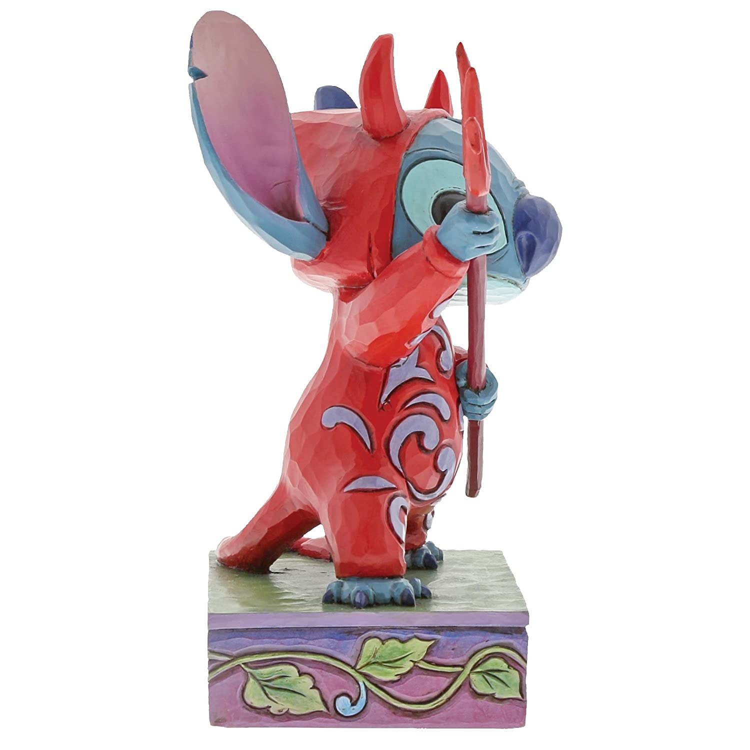 Disney Traditions Devilish Delight - Stitch Figurine: Amazon.de ...