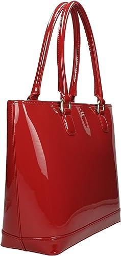 Borsa da spalla Donna Guess Mod. COOL SHINE LARGE TOTE BAG HWHISHL5231 Col. Nero o Champagne.