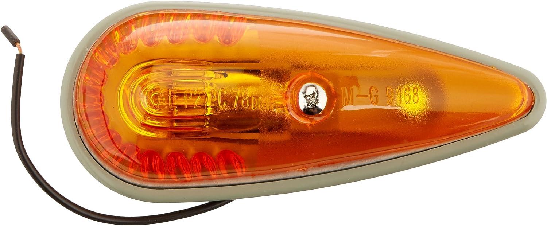 Grote 46543 Yellow Economy Cab Marker Light