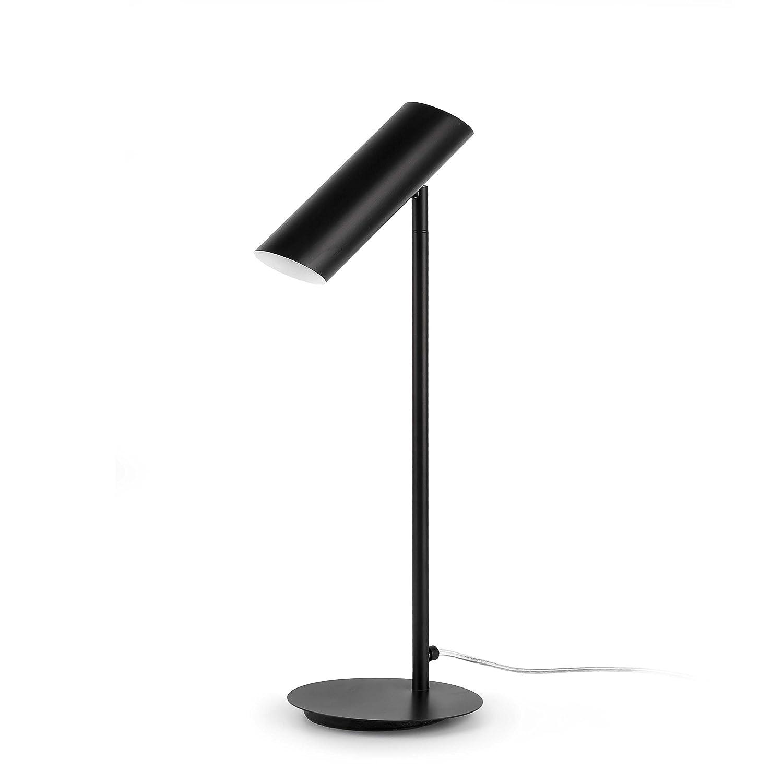 Faro Barcelona Barcelona Barcelona Link 29882 – Desktop und Lampen Fuß, Stahl, schwarz f13c12