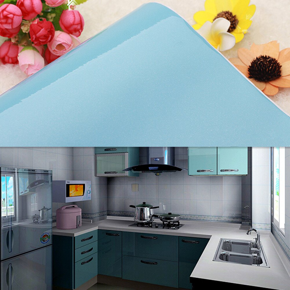Amazon.com - iHappy Self Adhesive Vinyl Kitchen Cupboard Sticker ...