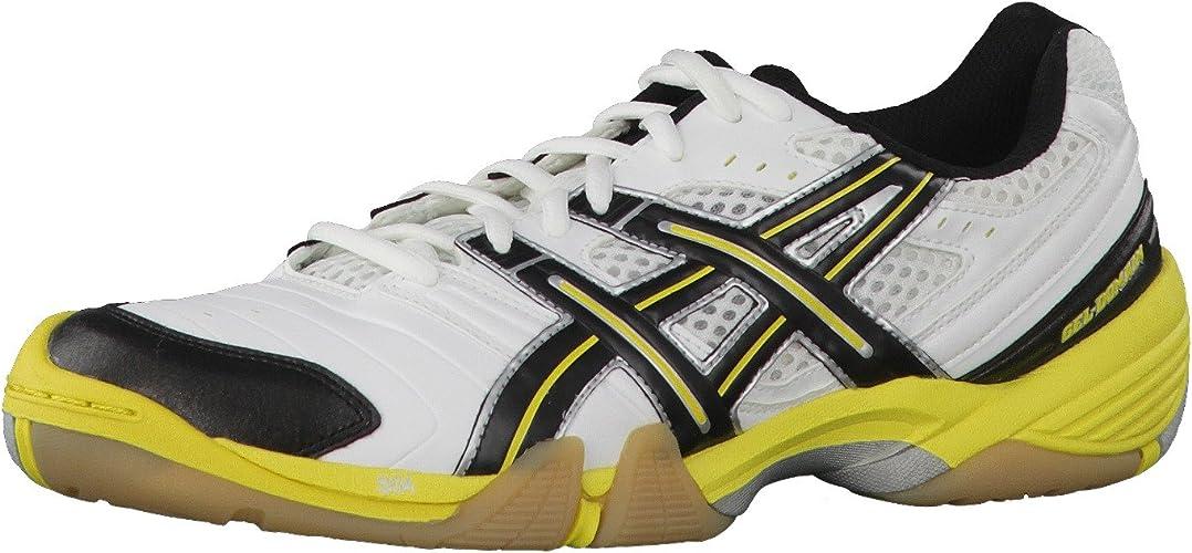 Tecnología Entrelazamiento Dialecto  ASICS Men's Gel-DOMAIN Handball Shoes: Amazon.co.uk: Shoes & Bags