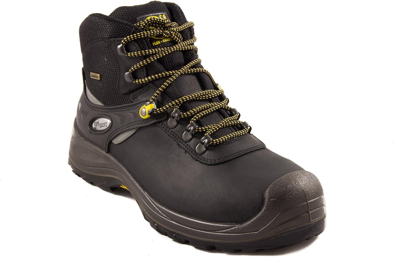 Grisport 74053 - 74049 valsugana c dakar v.9 botas unisex de seguridad/para trabajos3, src, hro, wr, hi