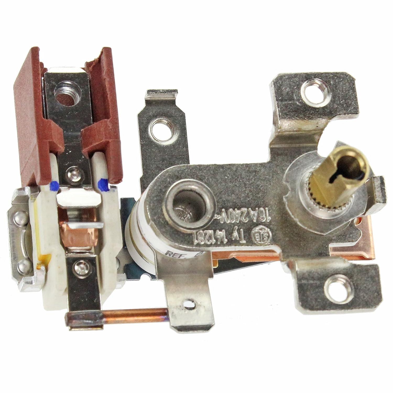 DIMPLEX Heatstore Input Space Night Storage Heater Thermostat + TOC