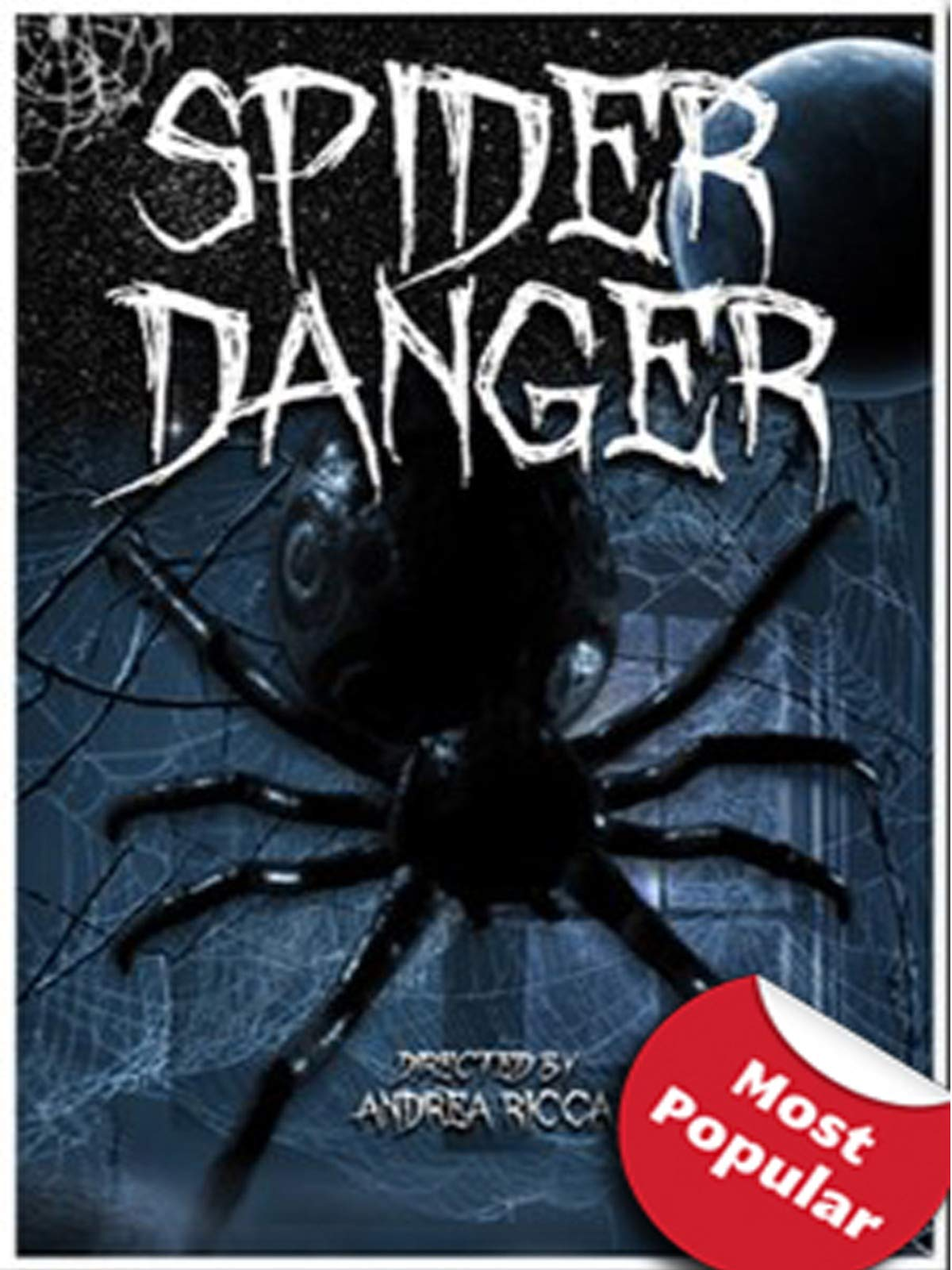 Spider Danger on Amazon Prime Video UK