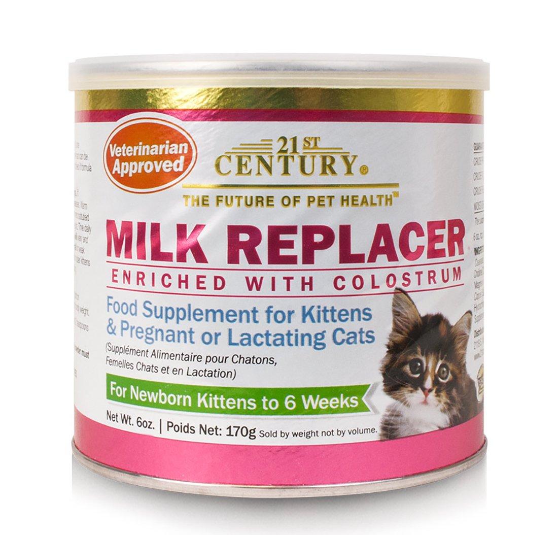 Buy 21st Century Kitten Milk Replacer Powder 6oz 170g Online At Low Prices In India Amazon In