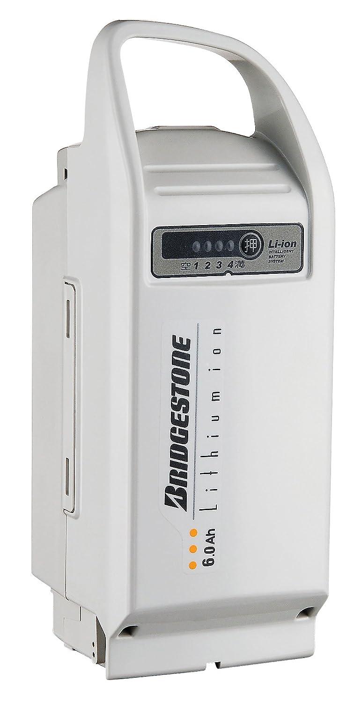 BRIDGESTONE(ブリヂストン) リチウムイオンバッテリー ホワイト F895091WH LI6.0N.B B00QT6G3H8