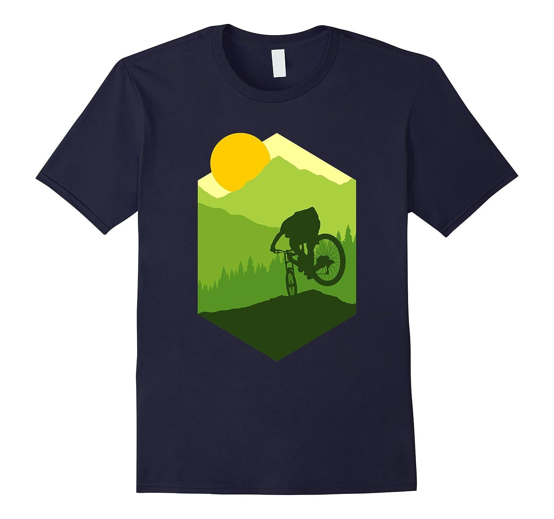Bike More Road Mountain Bike Bicycle Funny Cycling T-shirt-Vaci