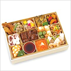 【おせちの新商品】神戸バランスキッチン ビストロおせち 「プリムヴェール」 洋風1段重 2-3人前