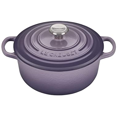 Le Creuset of America LS2501-20BPSS Enameled Dutch Oven, 2.75 quart, Provence
