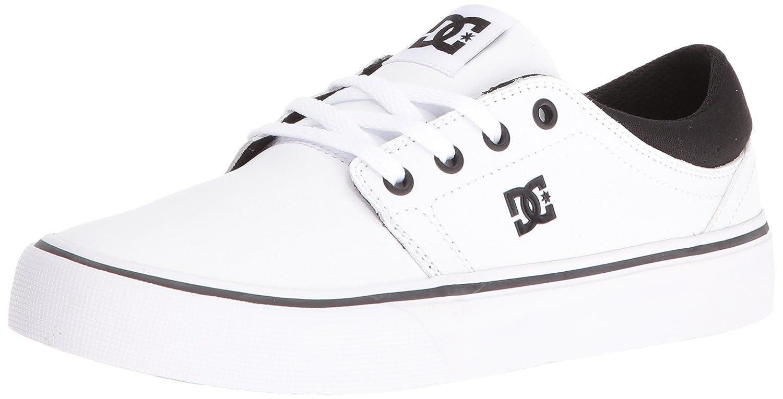 DC Women's Trase SE Skateboarding Shoe B01D2AJC1W 5 B(M) US Black/White