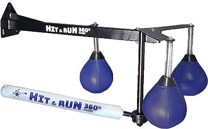 Boxing Speed Ball MMA Women Men Workout Fitness Punching Training Bag Balls