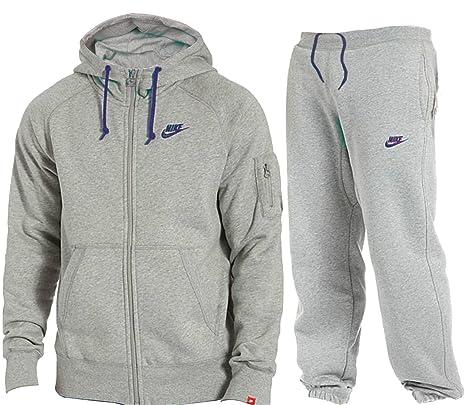 Nike Mens Jog Hangerworld Fundación polar Chándal ...