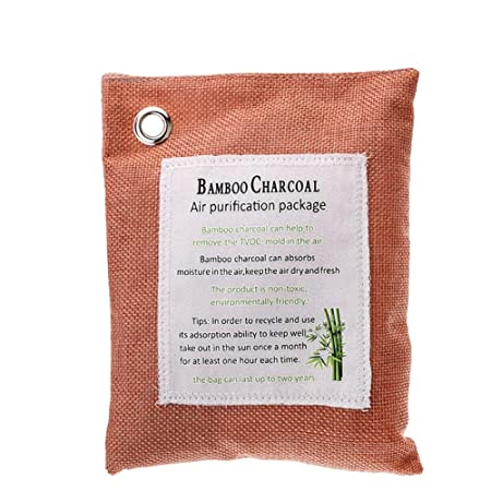 Acc Amazon - Bolsa de carbón de bambú para Eliminar ...