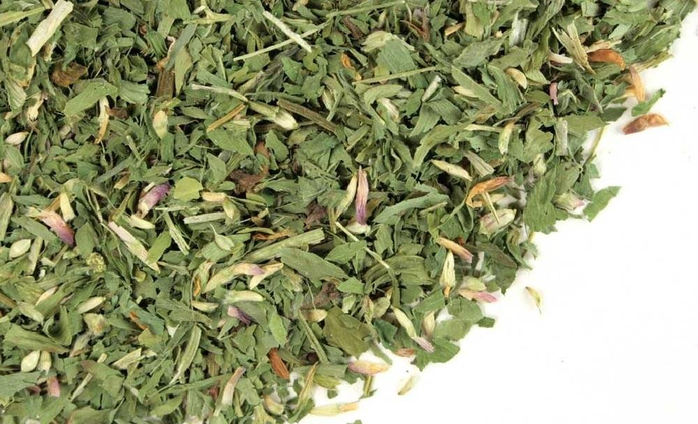 Red Clover Leaf & Flower c/s; Cert. Organic (1 lb)