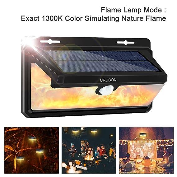 Decken- & Wandleuchten 100 Led Solar Gart Festsetzung Der Preise Nach ProduktqualitäT 【erweiterte Version】baxia 2000lm Solarlampen Für Außen