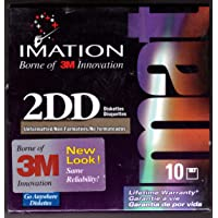 Imation Corp 3.5 DS/DD UFMT DISK 10PK ( 12042 ) (Discontinued by Manufacturer)