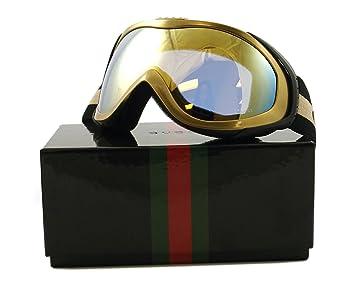 73c760b4eafd5 Gucci Maschere Ski Mask GG 1653 multicolored Size  One Size  Amazon ...