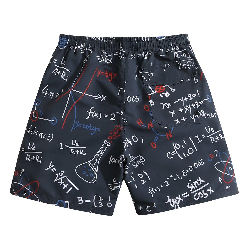 830515b09e SULANG Men's Board Shorts Slim Fit Ultra Quick Dry No Mesh Lining |  Amazon.com