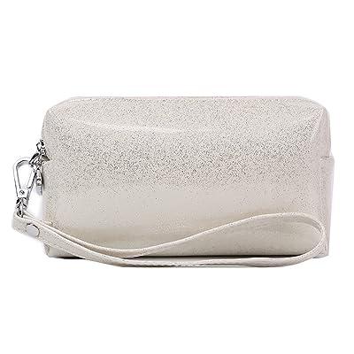 458bd78c0db6 Vigourtrader Women Waterproof Toiletry Bag For Cosmetics Makeups ...