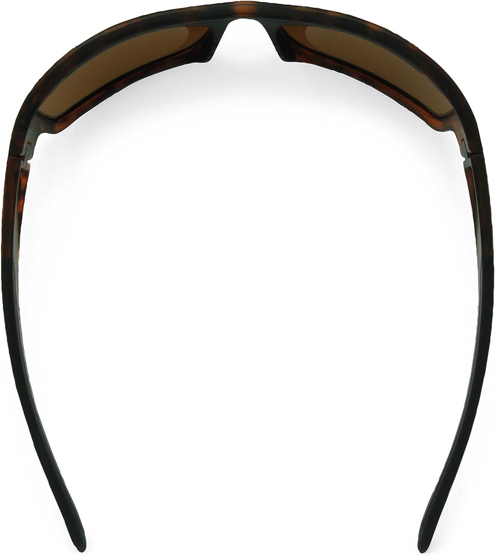 New Polarized Flying Fisherman Sunglasses Shoal Matte Tortoise Amber 7709TA