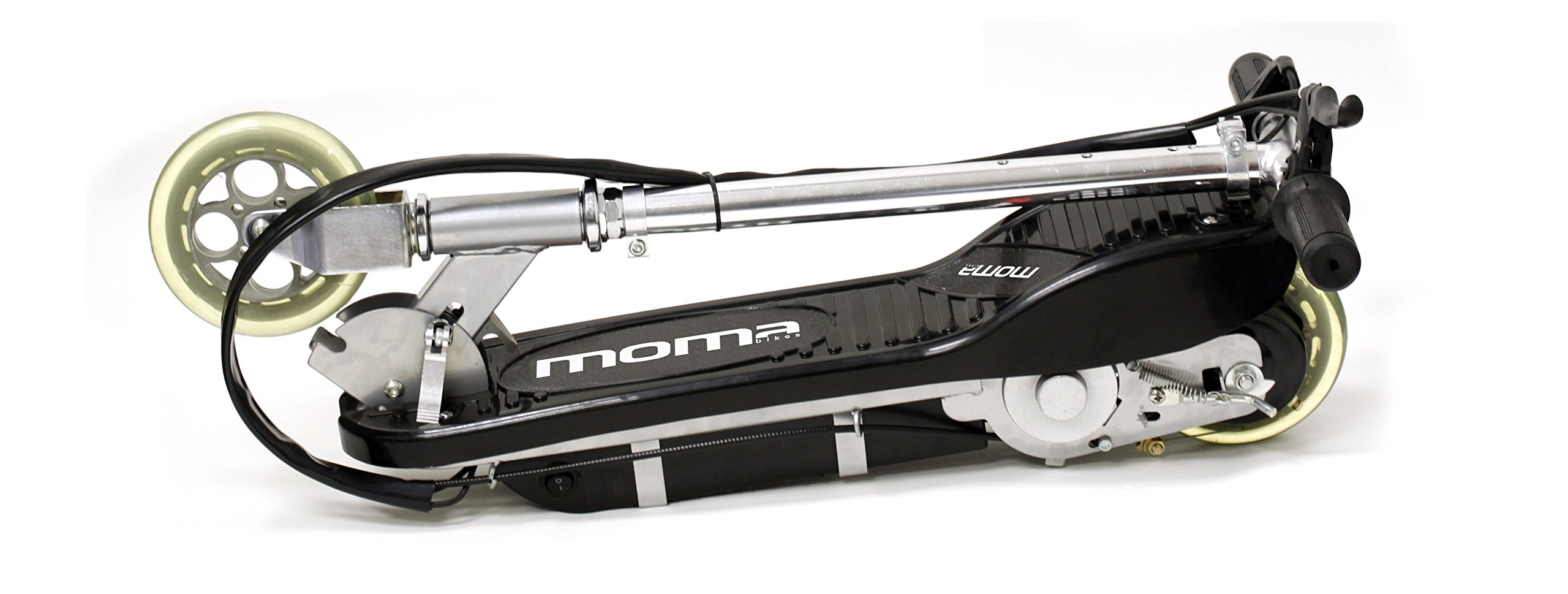 Comprar Moma Bikes Patinete Electrico Plegable Infantil Scooter 120W, Ruedas 6