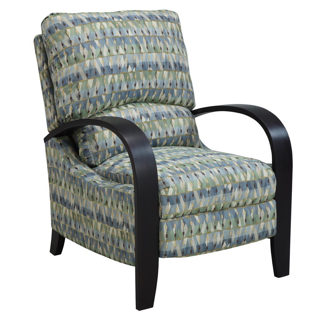 sc 1 st  Amazon.com & Amazon.com: Bent Arm Recliner Archdale/Blue: Kitchen u0026 Dining islam-shia.org