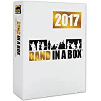 PG Music Band-in-a-Box Pro 2017 for Mac
