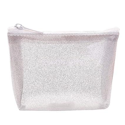 Fanspack Monedero Creative Glitter Mini portátil Cambio ...