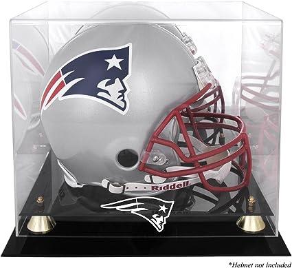 Amazon.com: New England Patriots Casco de Oro Classic ...