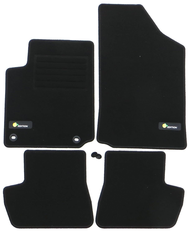 TN-ajustement Tapis de voiture tapis professionnel Citroen C2Construction 2003–2009–Original Logo lsov