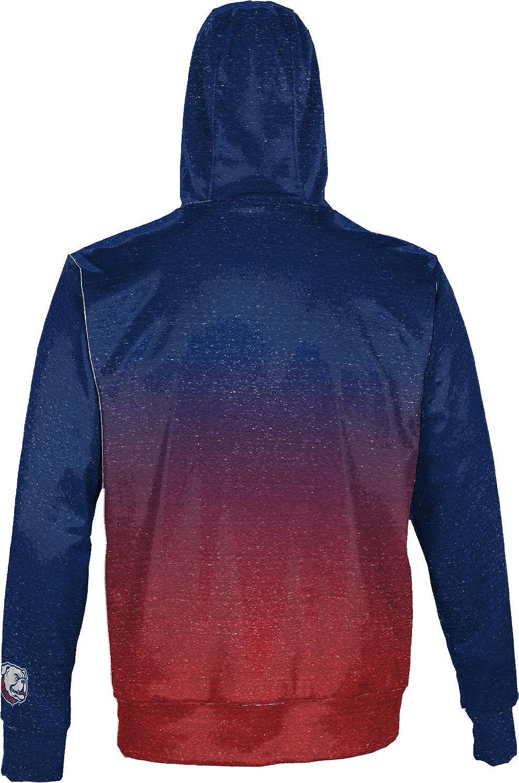 Gradient School Spirit Sweatshirt ProSphere Louisiana Tech University Mens Pullover Hoodie