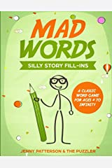 MAD WORDS - SILLY STORY FILL-INS Paperback