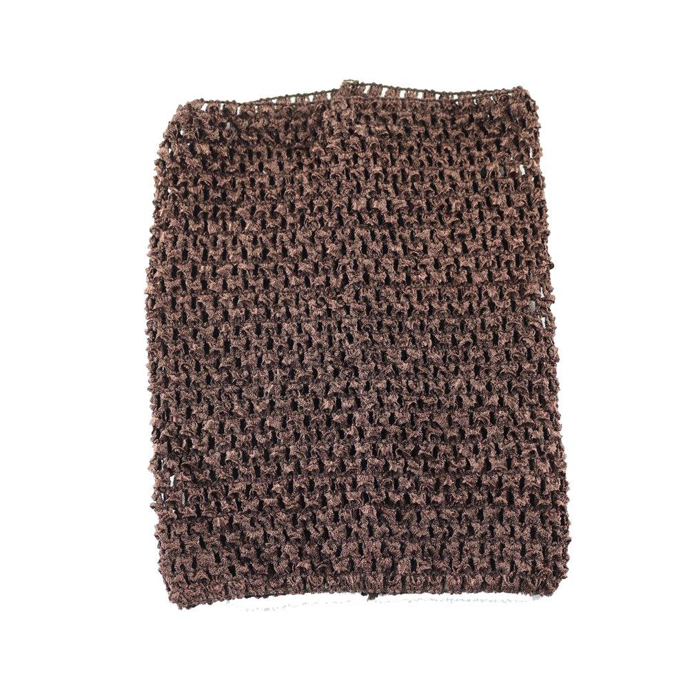 Wennikids Baby Girl's 6&8 Crochet Tutu Tops Tube Top Match Tutu Skirt Pettiskirt LC-RS-563
