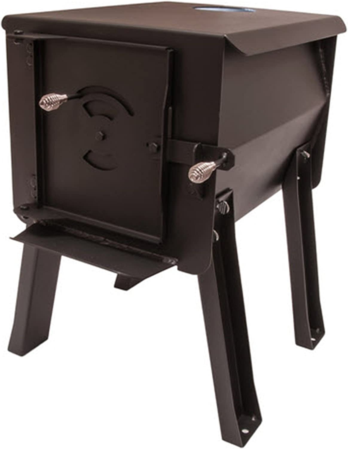 "England's Stove Works Survivor 12-CSS""Cub"" Portable Camp/Cook Wood Stove 1.0 Cubic Feet"