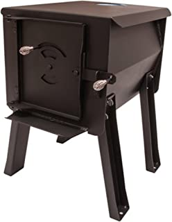 """product image for England's Stove Works Survivor 12-CSS """"Cub"""" Portable Camp/Cook Wood Stove 1.0 Cubic Feet"""