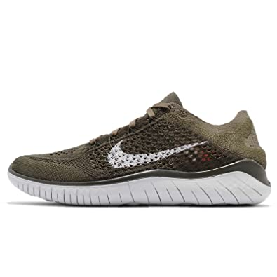 Amazon.com | Nike Free Rn Flyknit 2018 Mens 942838-300 | Running