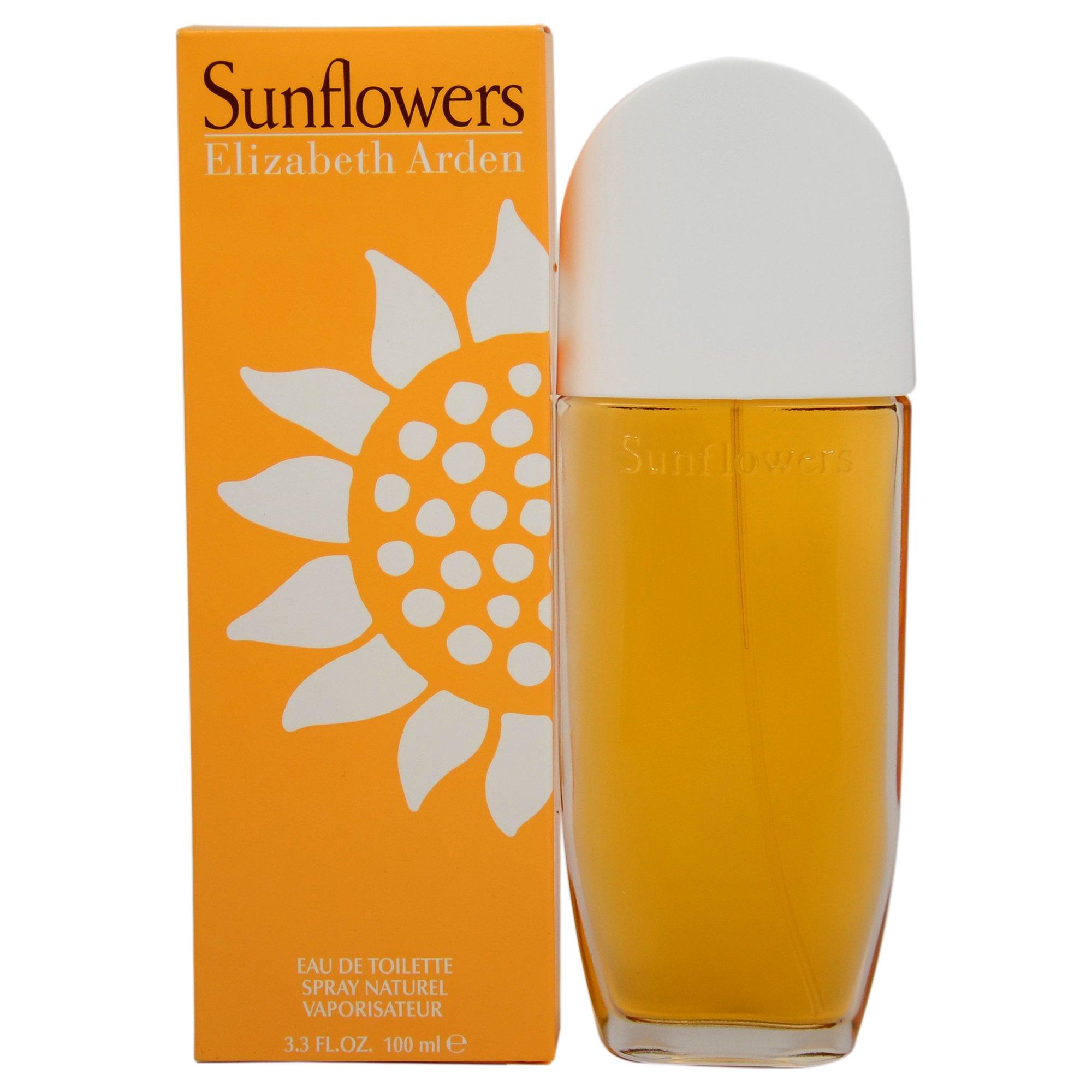 Elizabeth Arden - Sunflowers - Agua De Tocador Vaporizador, 100 ml product image
