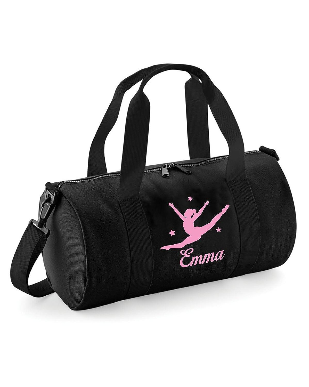 Personnalisable Pour femme et enfant Sac de gymnastique motif grand /écart fille