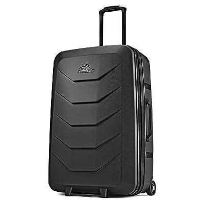 High Sierra OTC 30-Inch Expandable Carry-On Upright Hardsided Suitcase Luggage