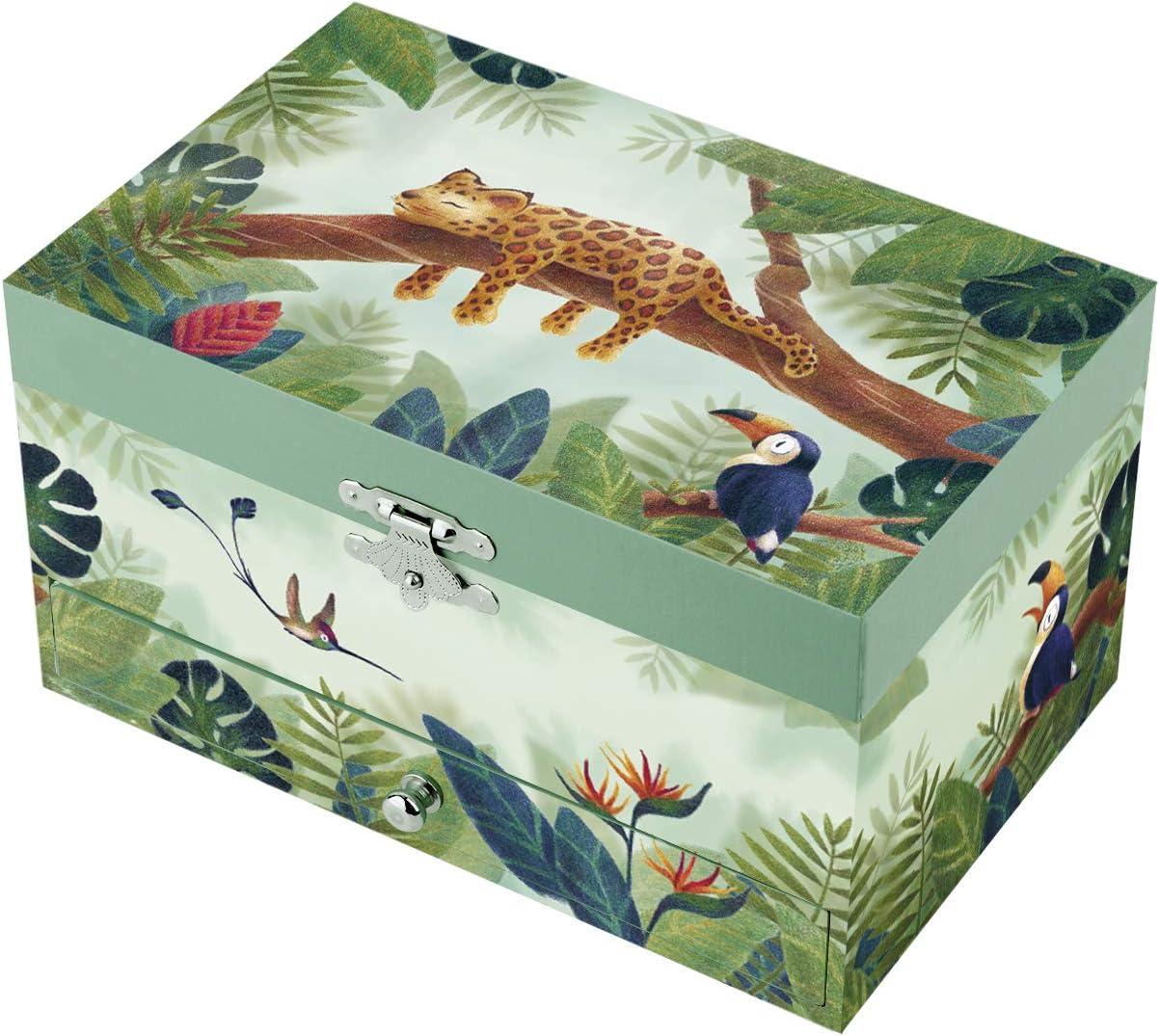 Trousselier SA-Joyas Spieldose Die Savanne, Color carbón (S60924): Amazon.es: Juguetes y juegos