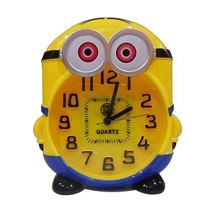 Handcraftsvilla Alarm Clock for Kids Room