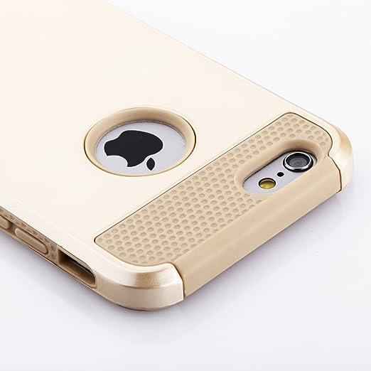 78 opinioni per iPhone 6S plus Custodia, Antiscivolo adatto completamente iPhone 6 plus and 6S