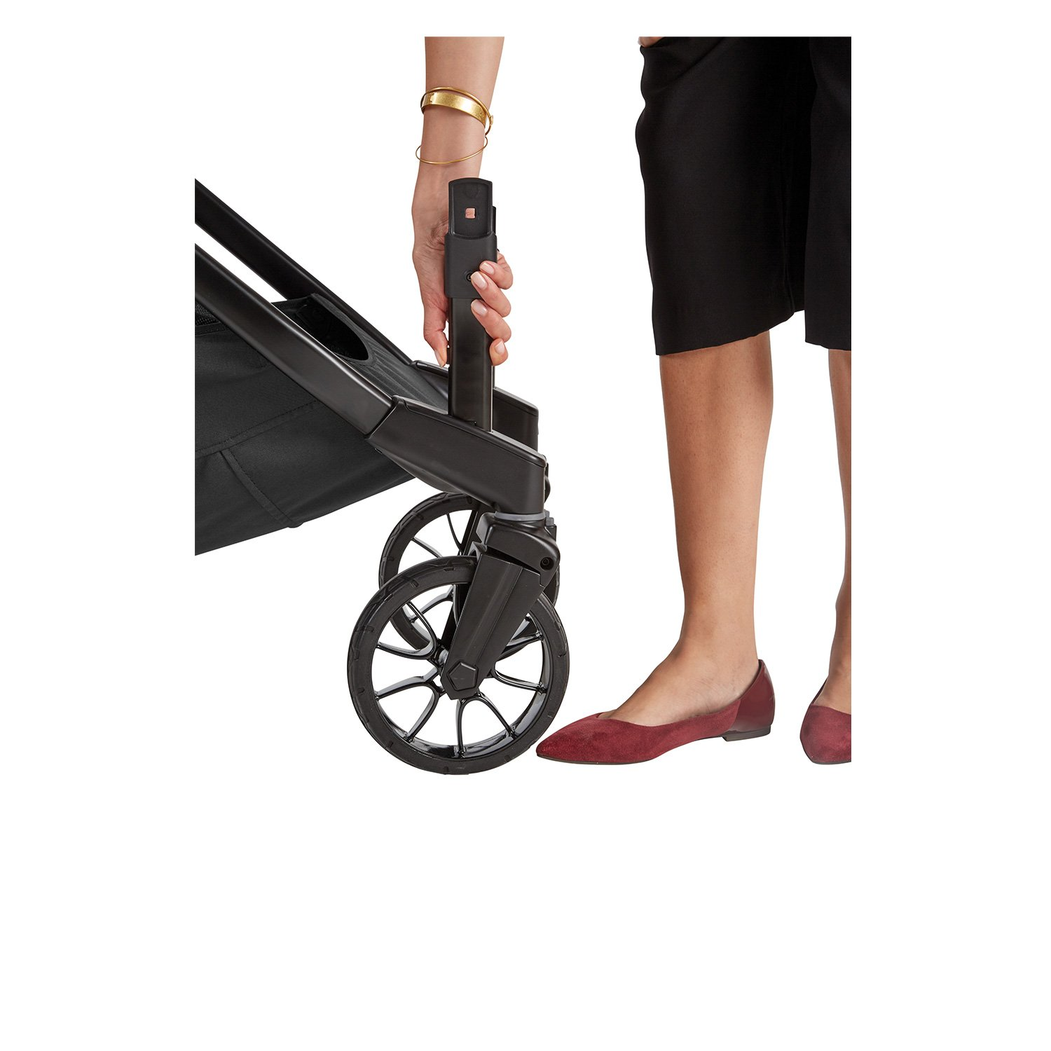 Baby Jogger City Select Lux Second Seat Attachments Black