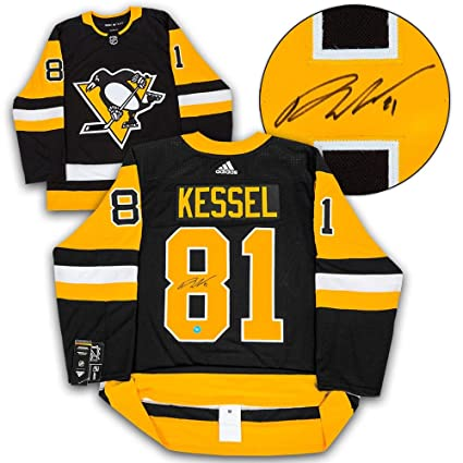 huge selection of 87206 a8820 Phil Kessel Autographed Jersey - Adidas - Autographed NHL ...