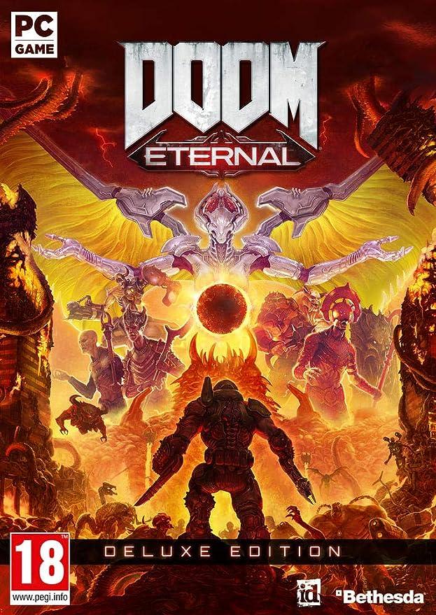 Doom Eternal Deluxe Edition [Importación francesa]: Amazon.es ...