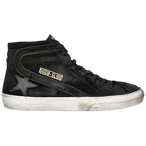 it Scarpe Goose Nero Slide Golden Amazon Alte Uomo Sneakers 41 Eu vwzwfdxqF