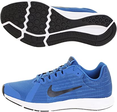 Nike Downshifter 8 (GS), Zapatillas de Running para Niños, Azul (Blue Nebula/Dark OBS 401), 35.5 EU: Amazon.es: Zapatos y complementos